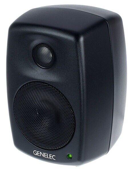 Genelec 6010b, calle 2, 12w, amplificador doble, altavoz activo, Monitor 93db