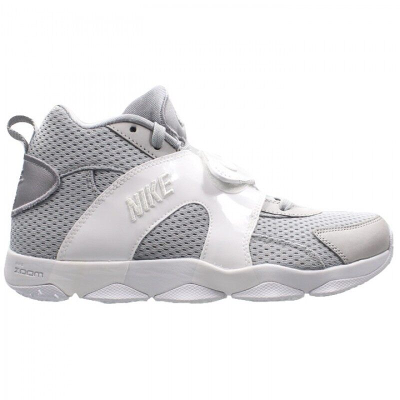 Nike Zoom Veer Men's Athletic Shoes Wolf Grey/White 844675 011 Size 11.5