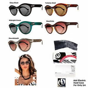 aa84d661c3 Image is loading NEW-Electric-Visual-Potion-Womens-Cat-Eye-Sunglasses-