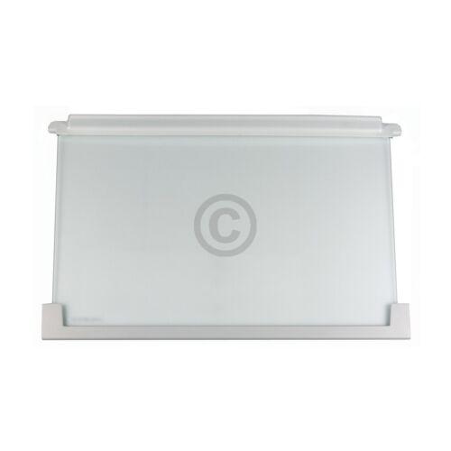 Piano in vetro AEG 225153106//3 475x305mm per frigorifero combinato di raffreddamento