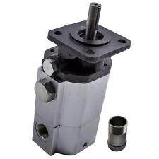 13 Gpm Hydraulic Log Splitter Pump 2 Stage Highlow Gear Pump 4000psi