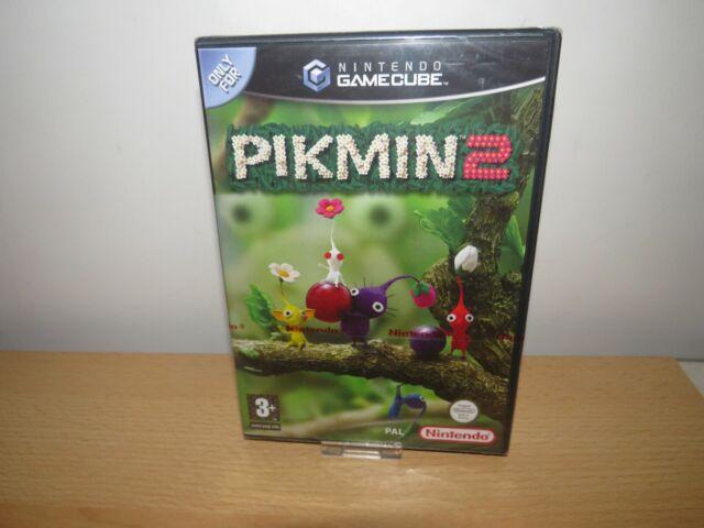 PIKMIN 2 Nintendo GameCube - NEW SEALED - RED TEAR STRIP - UK PAL