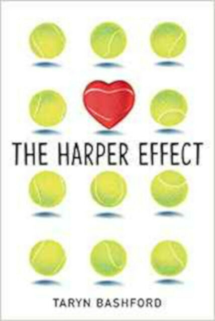 The Harper Effect, New, Bashford, Taryn Book