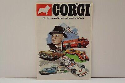 "Corgi Member/'s Handbook Catalogue: /""1967 U.K 32 Pages Edition/"""