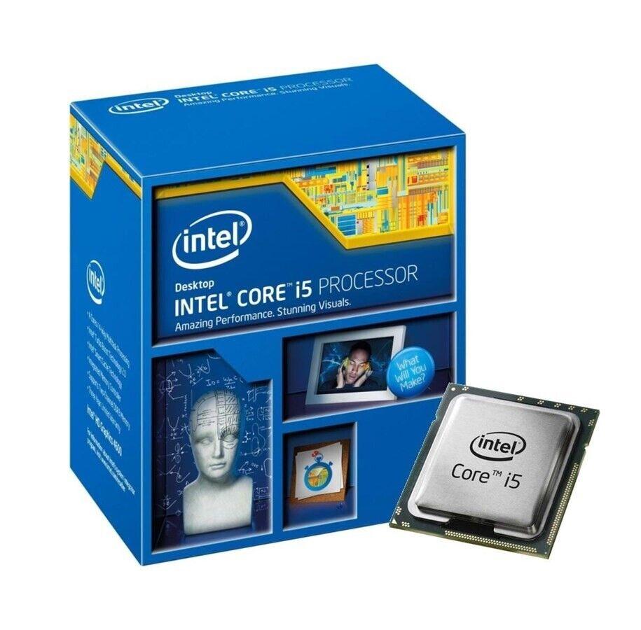 CPU, Intel, i5-4690