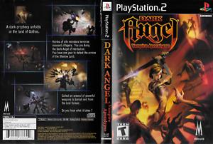 Dark Angel: Vampire Apocalypse (Sony PlayStation 2, 2001)