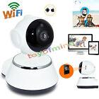 Wireless 720P HD Pan Tilt Security Caméra IP CCTV IR Night Vision WiFi Webcam