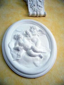 bas-relief-anges-39X48cm-en-staff-platre-renforce