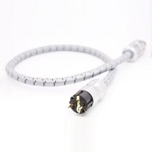 HI-End-CRYO-156-krell-power-cord-HIFI-EU-US-AC-Audiophile-Power-cable-Power-plug