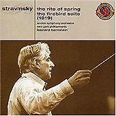 Stravinsky: Rite of Spring, Firebird; Prokofiev: Scythian Suite, , Good