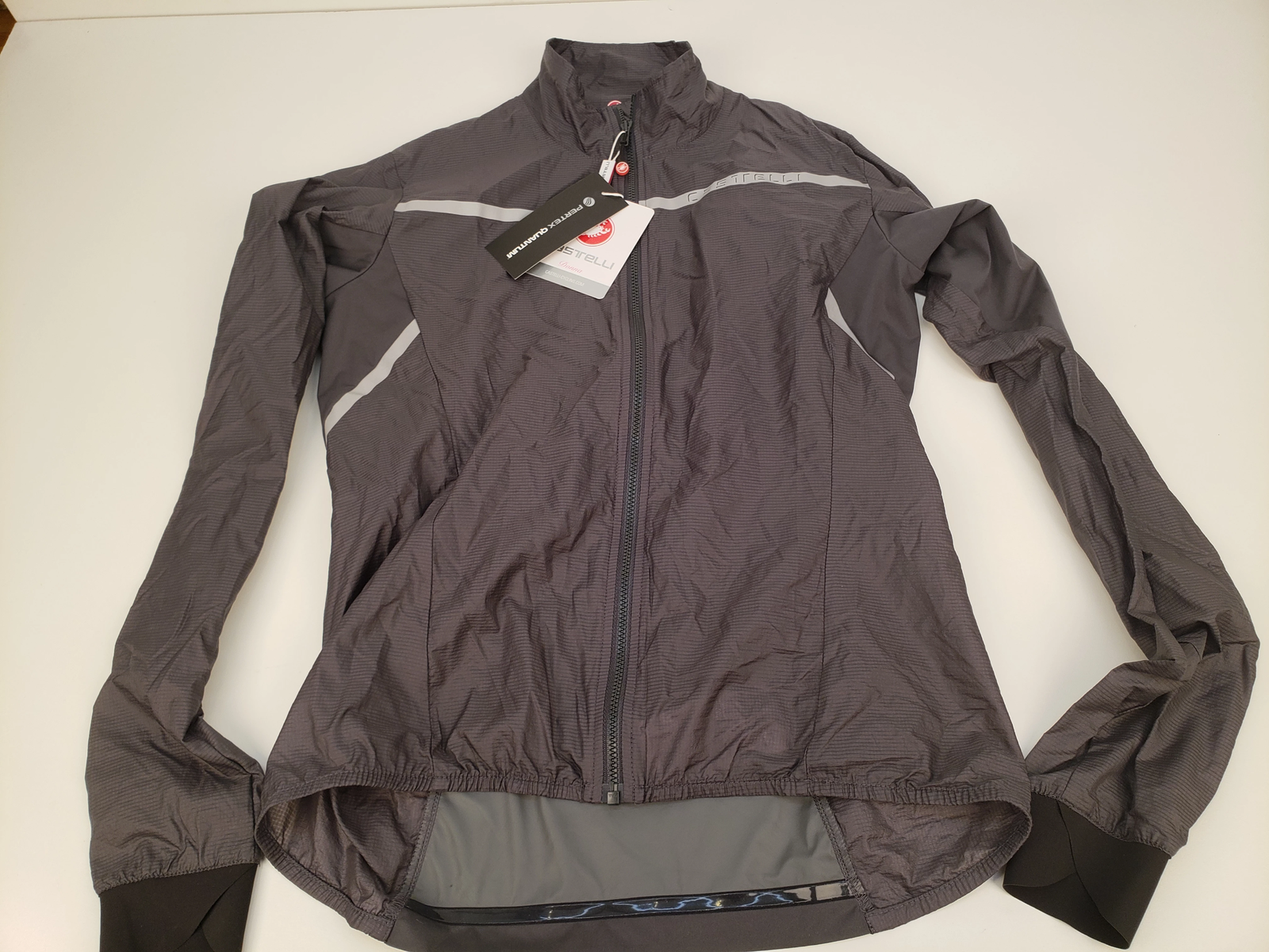 Castelli Superleggera Pertex Radfahren Jacket daSie small