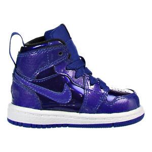 Details about Jordan 1 Retro High BT Toddler\u0027s Shoes Deep Royal  Blue,Black,White 705304,420
