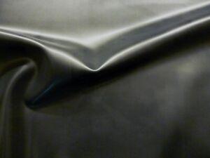 Latex Gummi Blatt, 0.65mm dick, 2m x 2.5m, 78 x 97 cm, schwarz, leichte Ware
