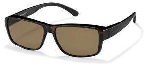 Uv Suncover 8406 0bm Polarizzato Sole B Occhiali P Sunglasses Polaroid Da Havana C1c66wUq