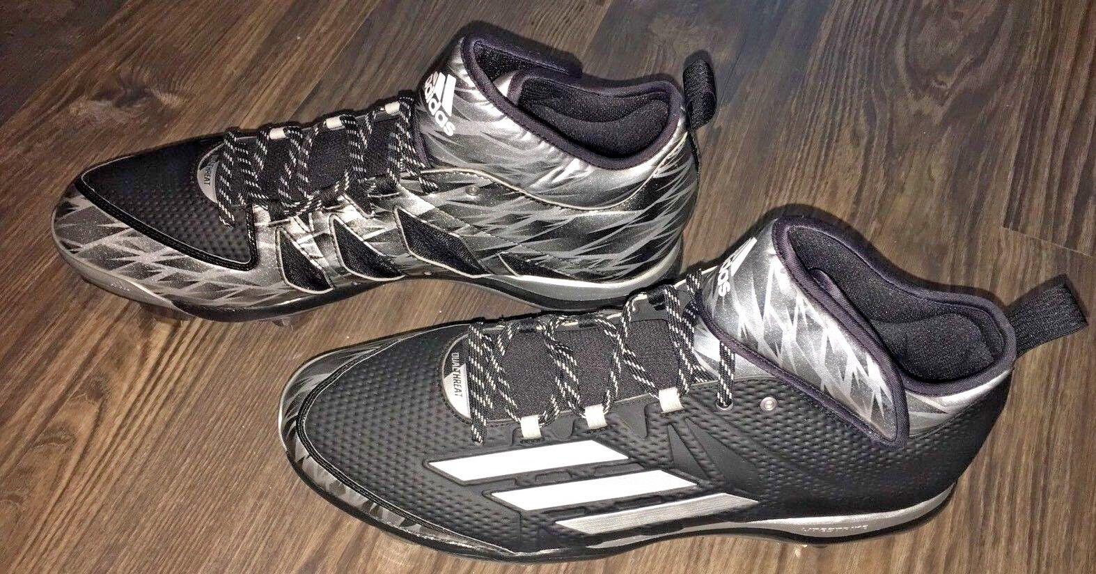 Adidas Litestrike Dual Threat Men's Baseball Cleats Size 15 D69414 MSRP  NEW