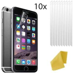 buy online 1d751 8c643 Details about New 10 X Clear Plastic Screen Guard LCD Protector Film Layer  For iPhone XS 2018