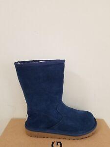 8c69fa4493f Details about Ugg Australia Kids Lil Sunshine boots Size 3 NIB