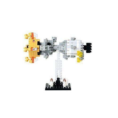 *NEW* NANOBLOCK Lunar Landing Nano Block Micro-Sized Building Blocks NBH-084