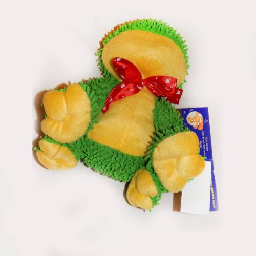 6″ Animal Child Baby Gift Kids Boys Red Ribbon Plush Frog Soft Toy 20 cm
