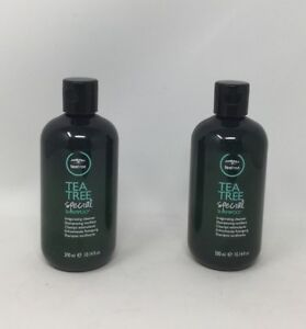 d0006870723 Paul Mitchell Tea Tree Special Shampoo 10.14 Oz   2-pack   (20948-2 ...