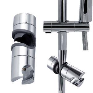 18-25MM-Einstellbar-Guertelschnalle-Gleitschienenhalterung-Duschkopfhalter