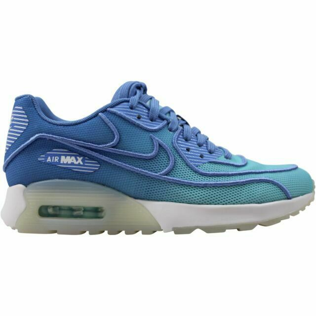 Size 7 - Nike Air Max 90 Ultra 2.0 Breathe Still Blue for sale ...