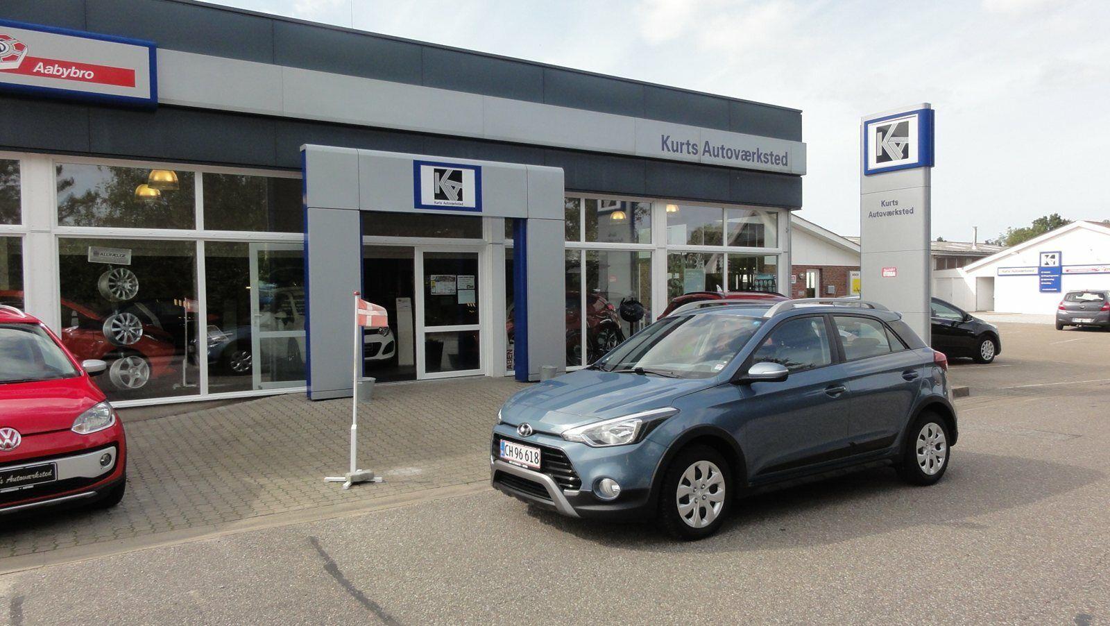 Hyundai i20 Active Cross 1,4 CRDi 90 Life+ 5d - 146.900 kr.