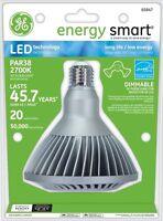 Ge Lighting 65847 Energy Smart Led 20-watt (75-watt Replacement) 1000-lumen
