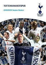 As New! Tottenham Hotspur - Season Review 2008/2009 Multi-region DVD Spurs 08/09
