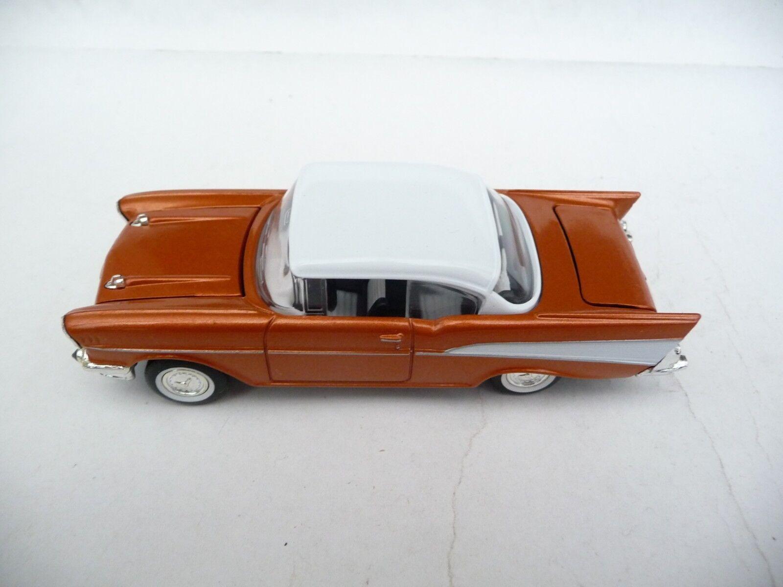 Corgi 1 43 chevrolet bel air 1957 50 millionstel chevy cc96570