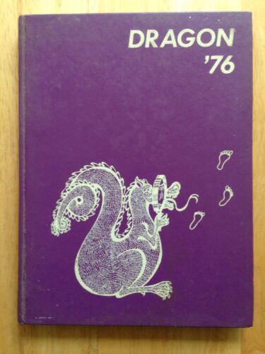 1976-FAIRMONT-WEST-HIGH-SCHOOL-YEARBOOK-THE-DRAGON-KETTERING-OH