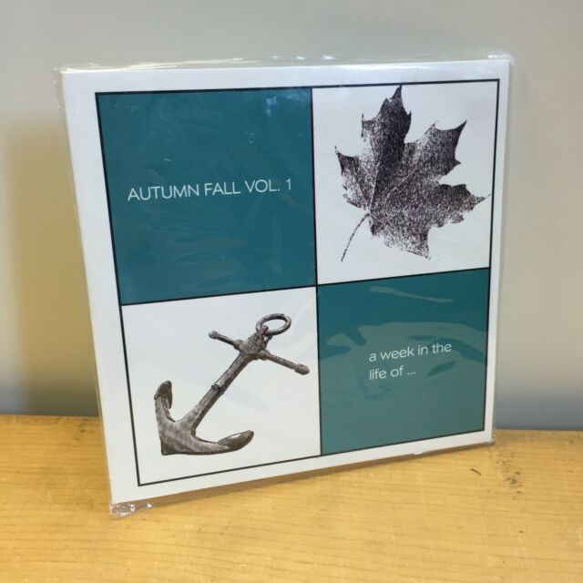 Autumn Fall Vol. 1 A Week in the Life of... Compilation CD Autumn Fall Records