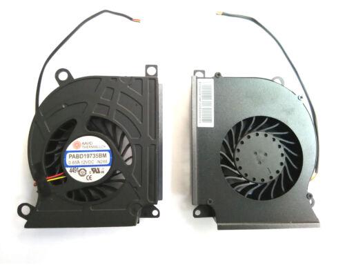 N288 New Original MSI GT80 Titan SLI GT80 2QE Left Cooling fan PABD19735BM