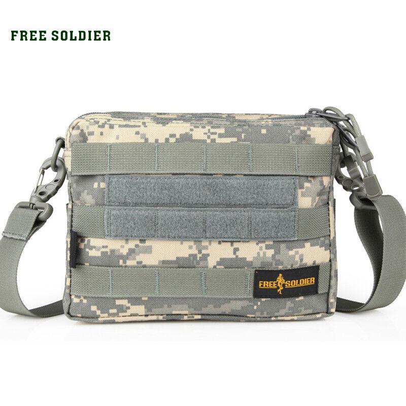 Hiking Camping Single Shoulder Bags Men's Tactical Handy Bags 100% CORDURA