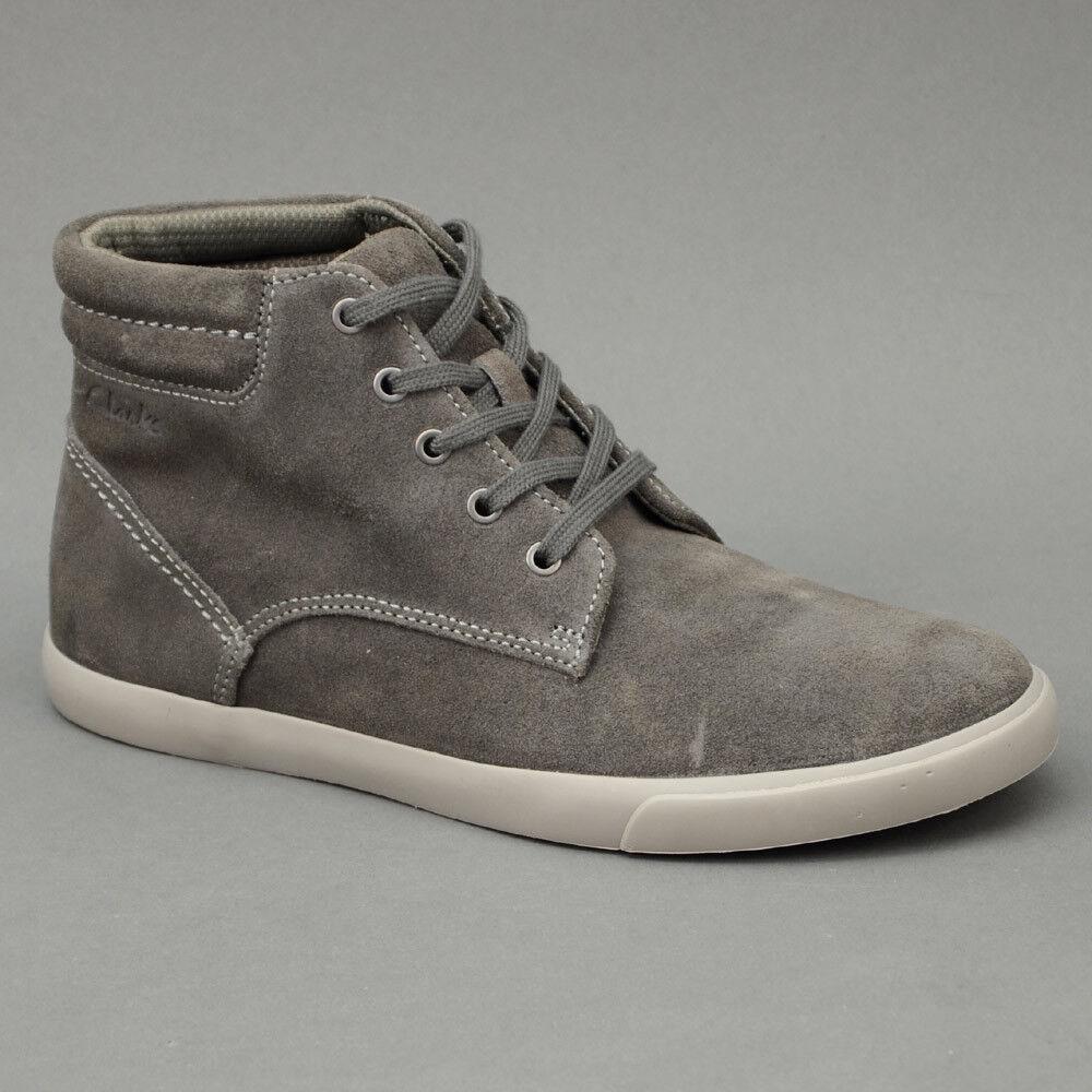 Clarks Torbay Top Grey Grey Mod. Grey