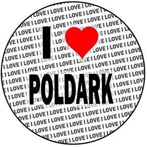 Details about I Love Poldark - Round 8