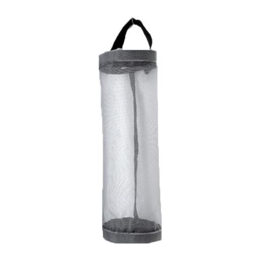 Grocery Bag Holder Dispenser Shopping Pouch Storage Plastic Kitchen Organizer