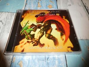 Details about NEW Club Nintendo Legend of Zelda Ocarina of Time 3D  Soundtrack FREE UK SHIPPING
