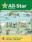 All Star Level 3 Student Book With Work-out Cd-rom 9780077399917 by Linda Lee
