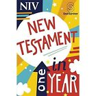 NIV Soul Survivor New Testament in One Year by New International Version (Paperback, 2014)