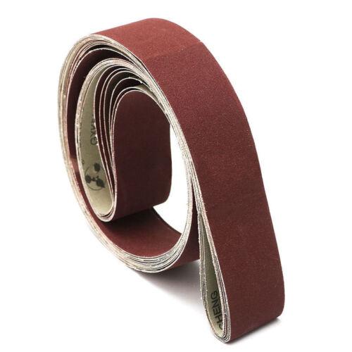 2/'/' x 72/'/' 36 ~ 1000G Schleifen Gürtel Metall Holz Mahlen Schleifmittel 5x180cm