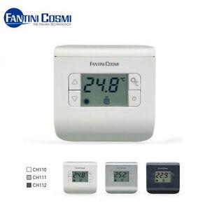 termostato ambiente elettronico fantini cosmi mod ch110