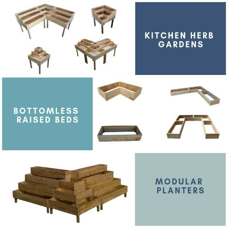 Planter Boxes For Corners From Gardenstuff Other Gumtree