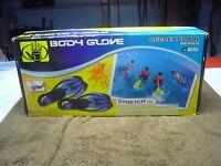 Body Glove Stretch Snorkeling Fin Recreational Series Womens Size 6.5-9