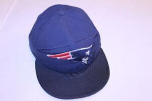 983fdbb1ebf Men s New England Patriots 7 3 8 Baseball Cap Hat Fitted New Era
