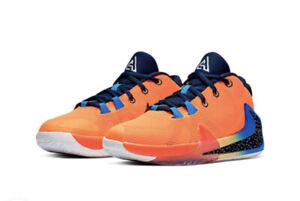 Nike Zoom Freak 1 'All Bros' GS Orange