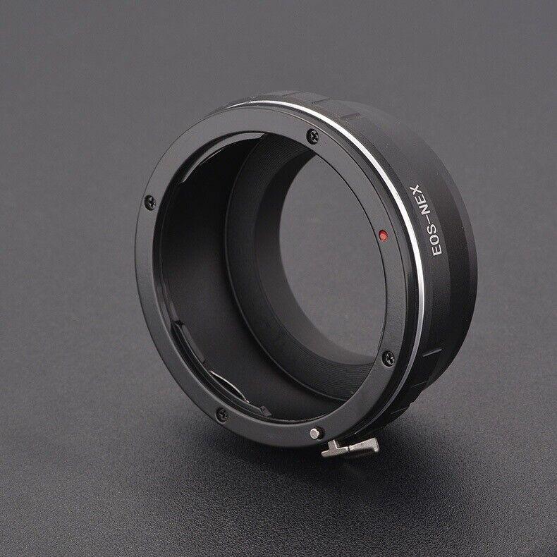 LEINOX, Canon EF/EFS EOS - Sony E mount, adapter