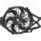 Engine Cooling Fan Assembly-Radiator Fan Assembly fits 99-04 Mustang 3.8L-V6