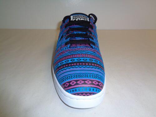 Chaussures Ii Unisexe Ka Converse Taille Nouvelles 11 Cuir Rose En Bleu Baskets Cosmos 5 Ox nqSCUORF