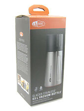 GSI Outdoors Glacier Stainless Vacuum Bottle .5 Liter Double wall 8/18 stainless